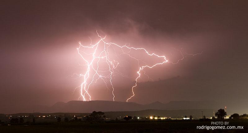 Tormenta Eléctrica del 2 de Agosto del 2007 I