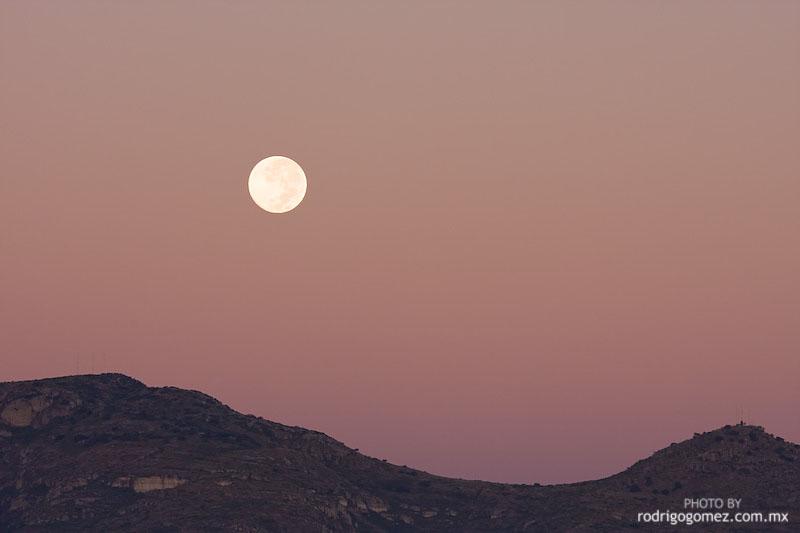 Cerro del Muerto y Luna II
