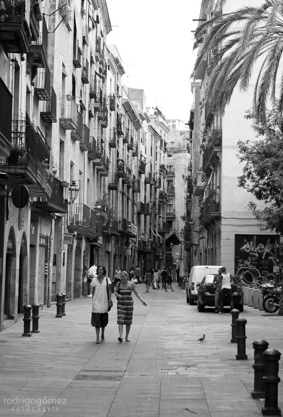 Barcelona... la vieja