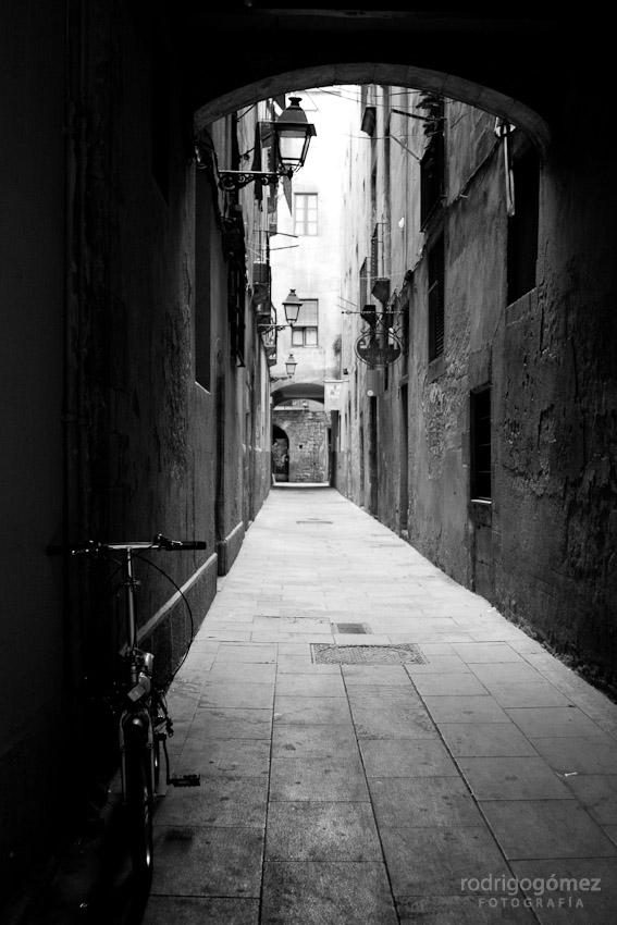Barcelona... la de los callejones
