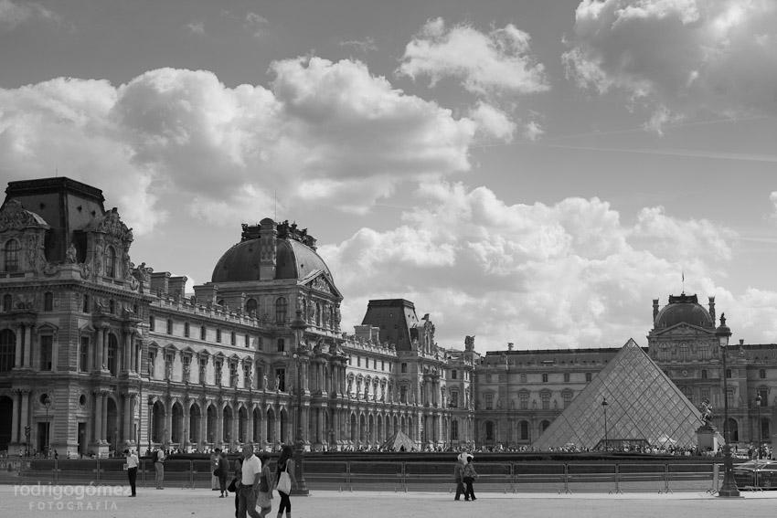 Musée du Louvre, París I