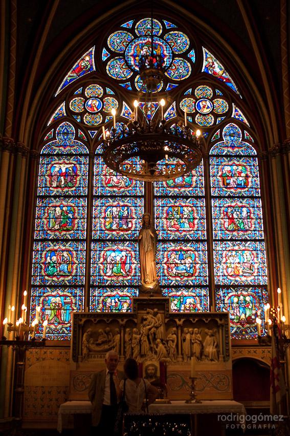 Notre Dame, París I