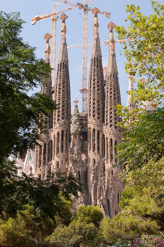 La Sagrada Familia I, Barcelona