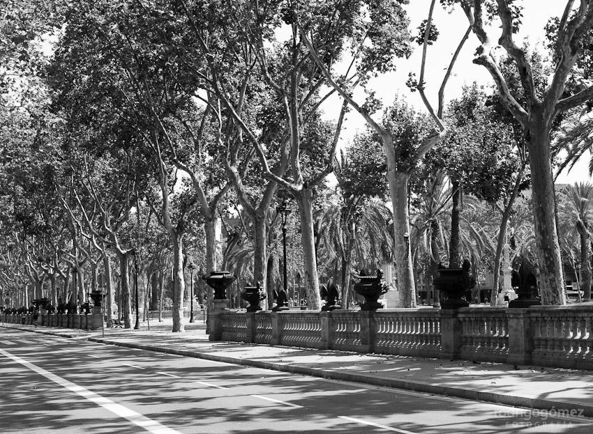 Arc de Trionf, Barcelona I