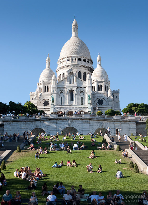 Catedral del Sagrado Corazí³n, París I