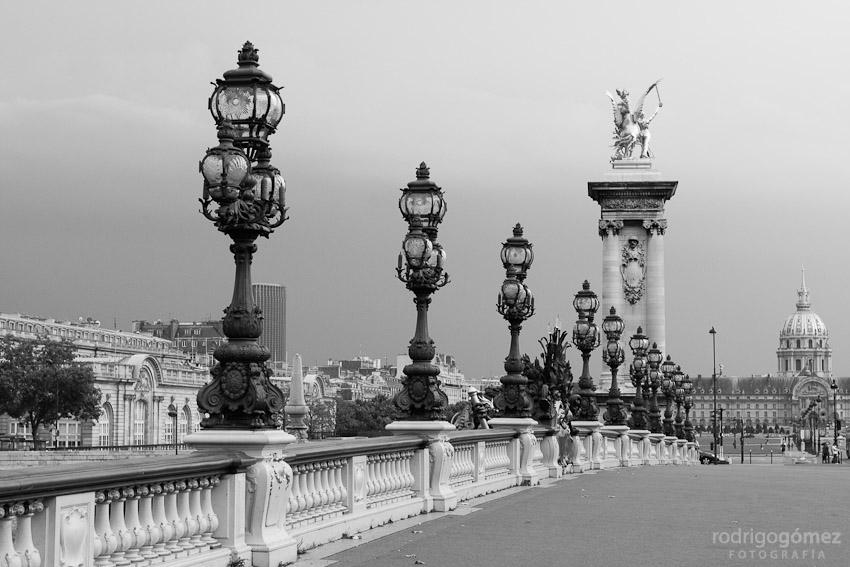 Pont Alexadre III, París