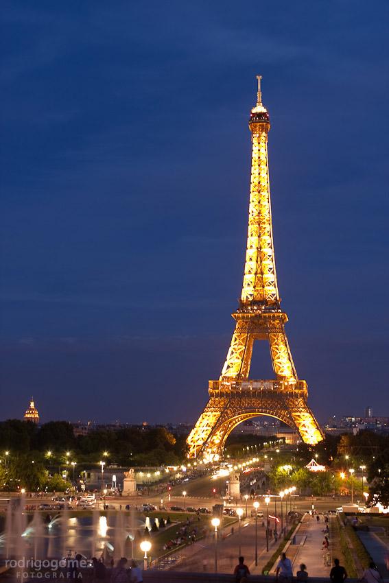 torre Eiffel IV