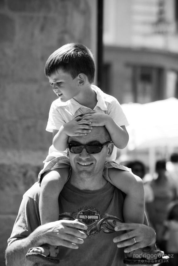 Padre e Hijo, Salamanca