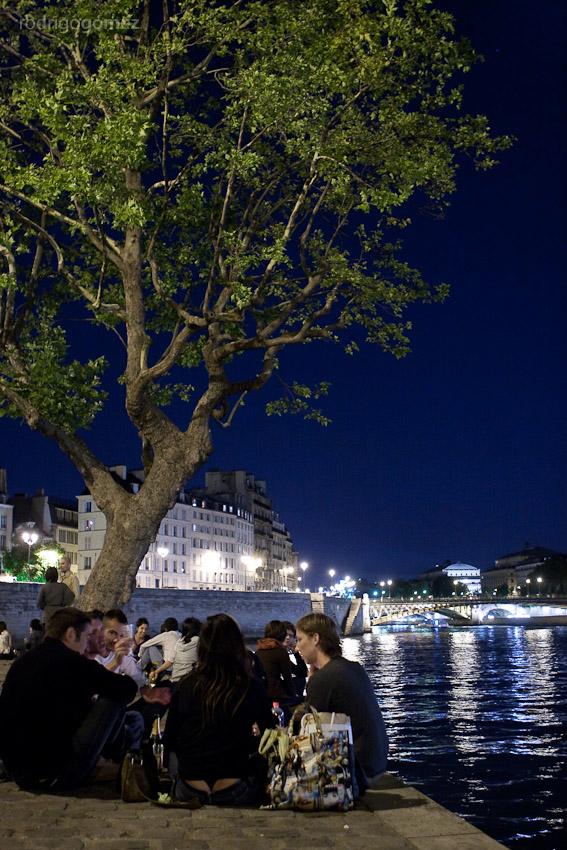Santé - A la orilla del Sena