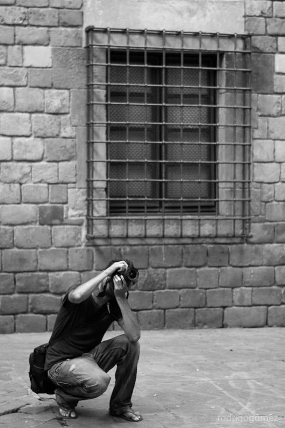 Fotí³grafo, Barcelona
