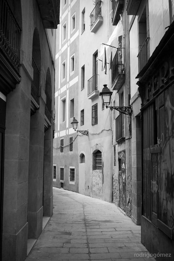 Barcelona... la de los callejones IV