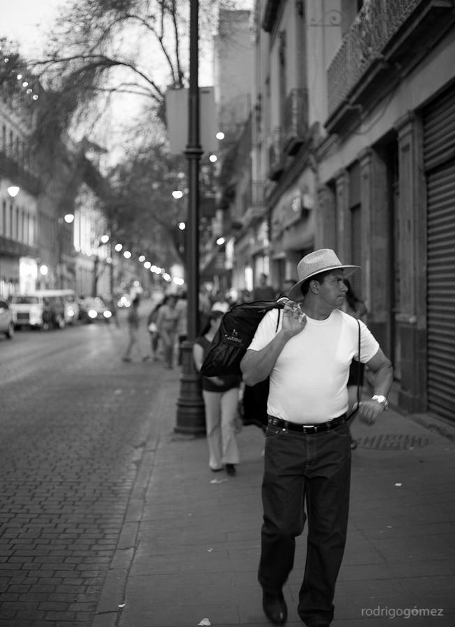 El señor del Sombrero - DF