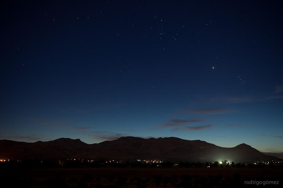 Cerro del Muerto - Aguascalientes - Abril 2010