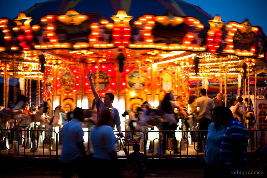 Noche de Feria I - Aguascalientes
