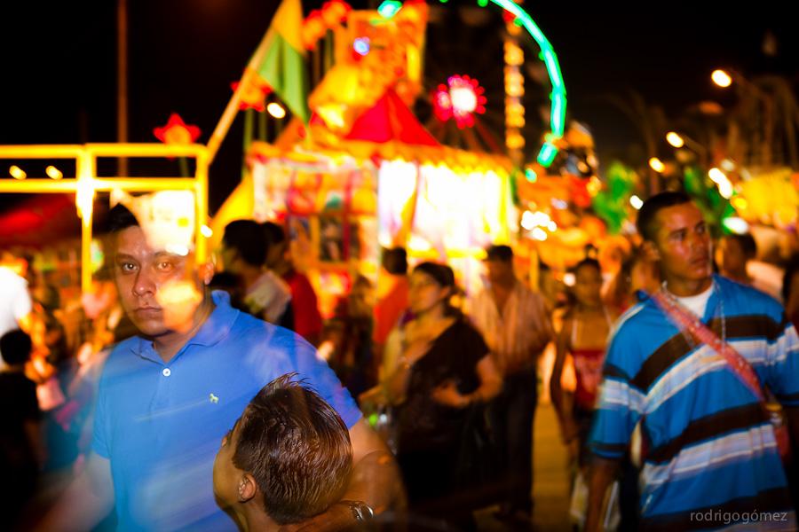 Noche de Feria V - Ghosts - Aguascalientes