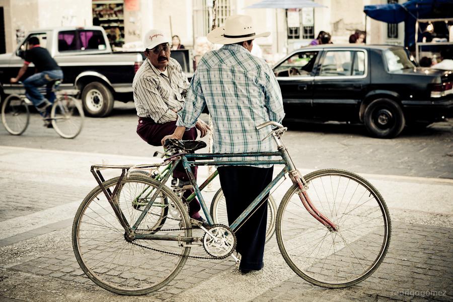 Las bicicletas - Jesíºs María
