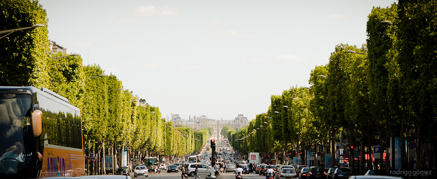 Tanti Auguri - Champs-í‰lysées IV - Paris