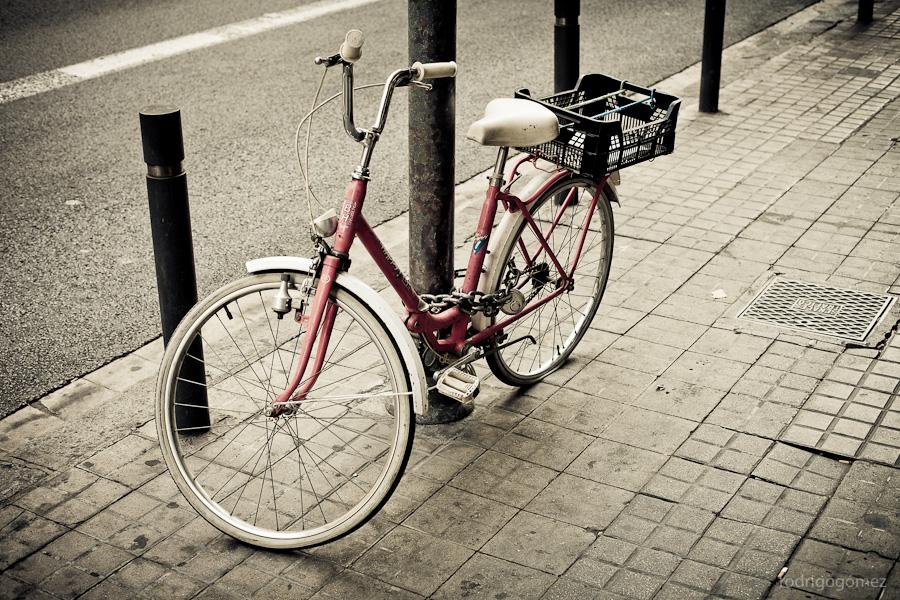 La bicicleta - Barcelona