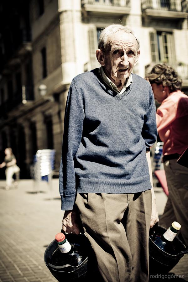 El señor de las bebidas - Barcelona