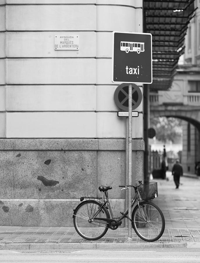 Bici - Taxi - Barcelona
