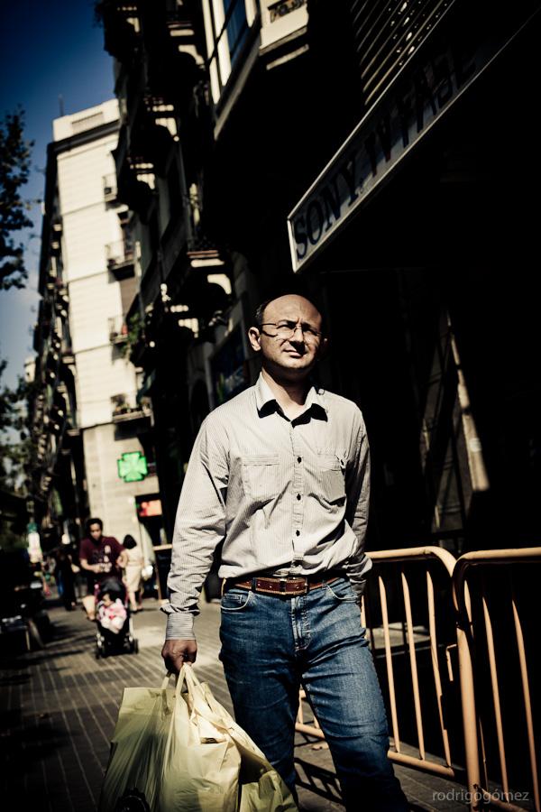 El señor de las Bolsas - Barcelona