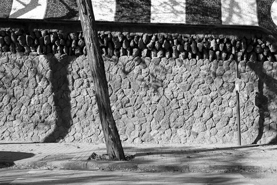 La sombra - Barcelona