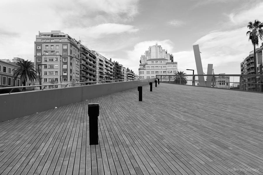 Diagonales - Barcelona