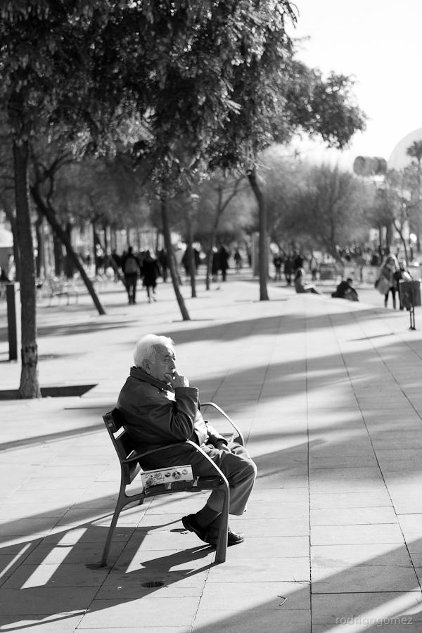 Pensativo - Barcelona