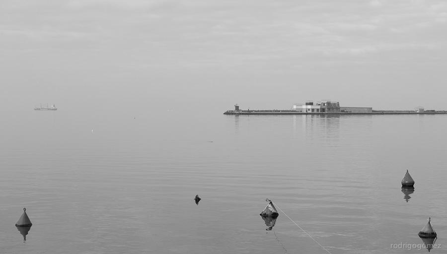 A lo lejos... - Trieste, Italia