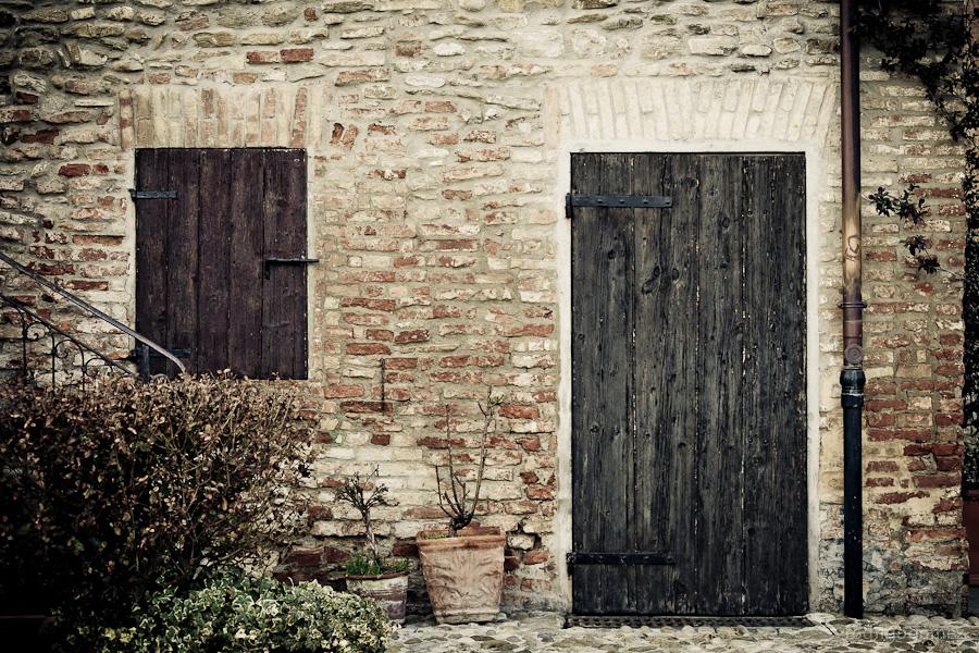 Porta - Castelvetro di Mí³dena, Mí³dena, Italia