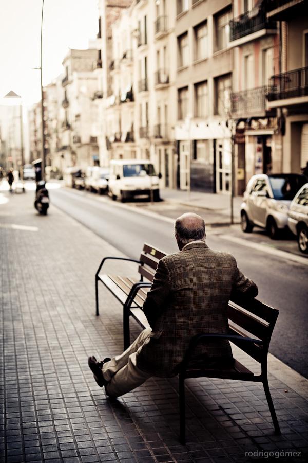 Observando - Barcelona