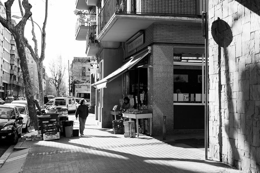 Fruites i Verdures - Barcelona
