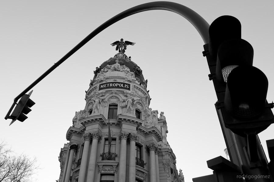 Metrí³polis - Madrid