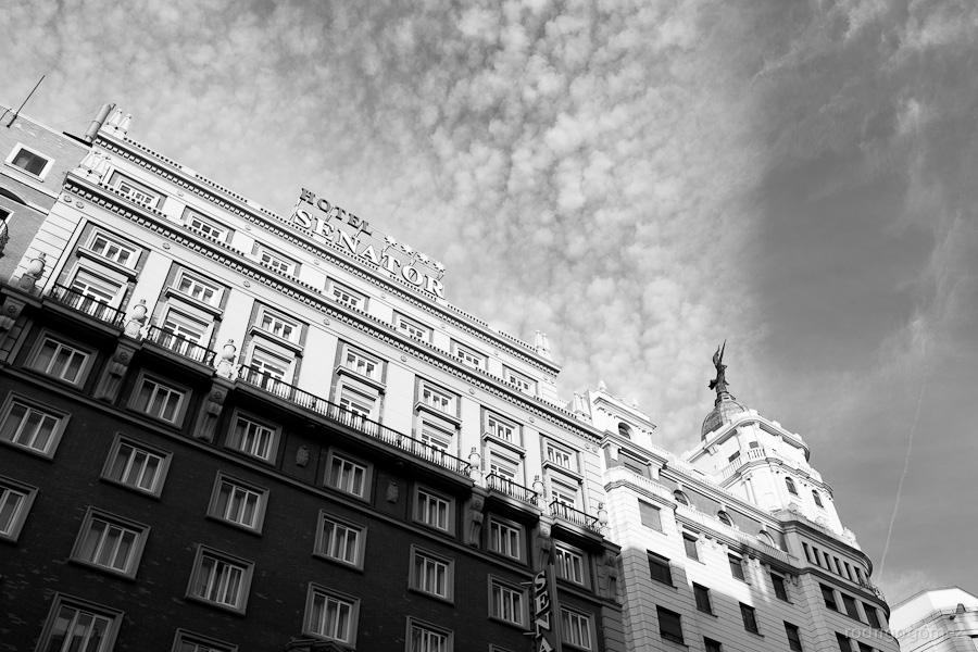 Hotel Senator - Madrid