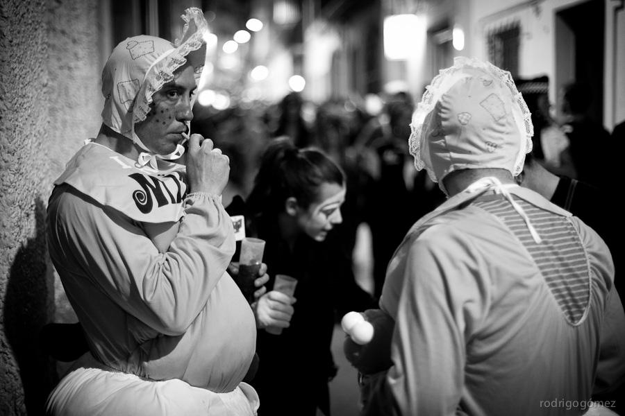 Carnaval en Sitges III - Sitges, Barcelona