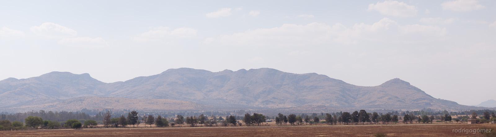Cerro del Muerto I - Aguascalientes