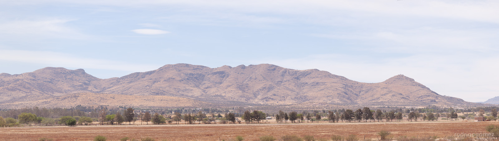Cerro del Muerto III - Aguascalientes