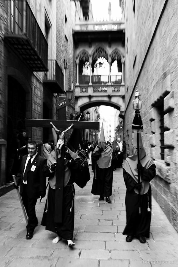 Procesií³n - Barcelona