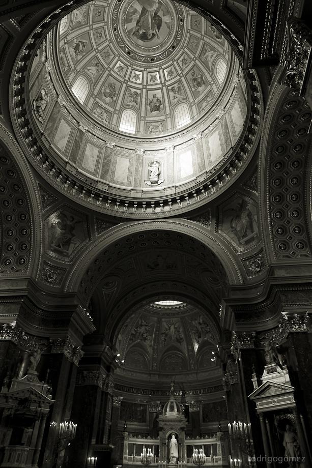 Basílica de San Esteban II - Budapest - Hungría