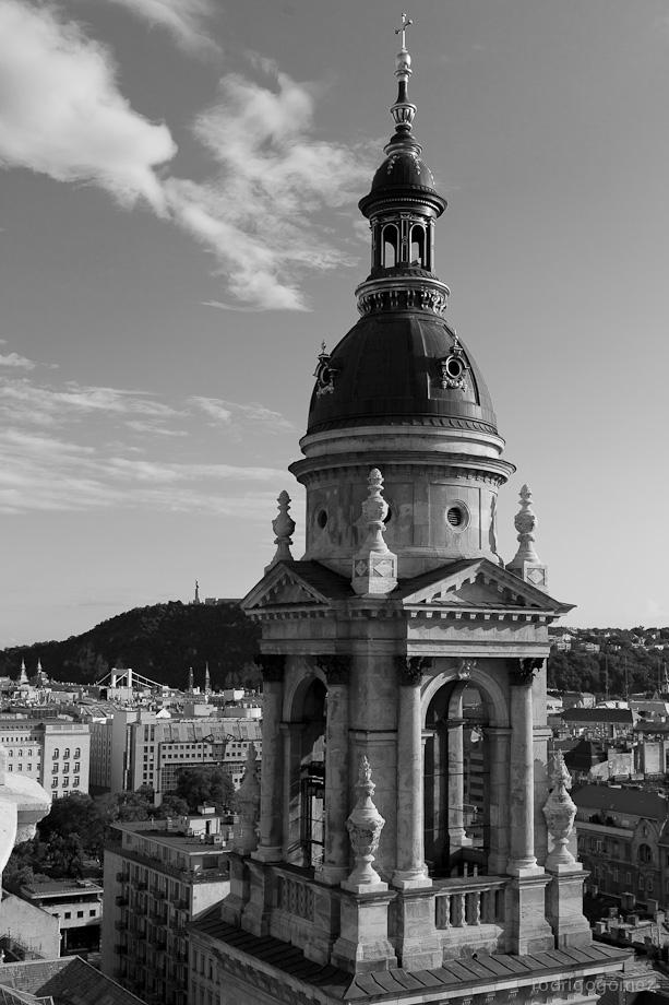 Basílica de San Esteban III - Budapest - Hungría