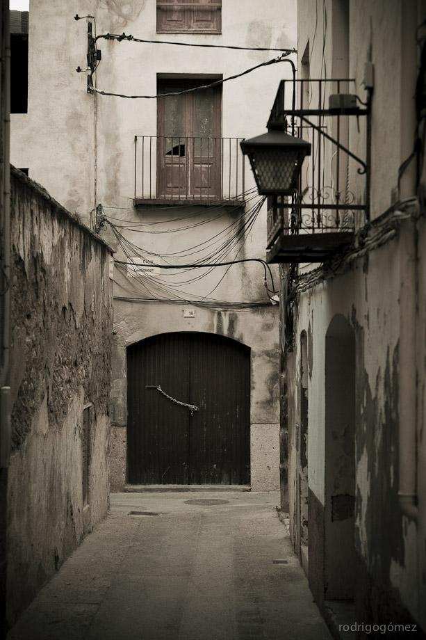 Callejón, Tortosa, España