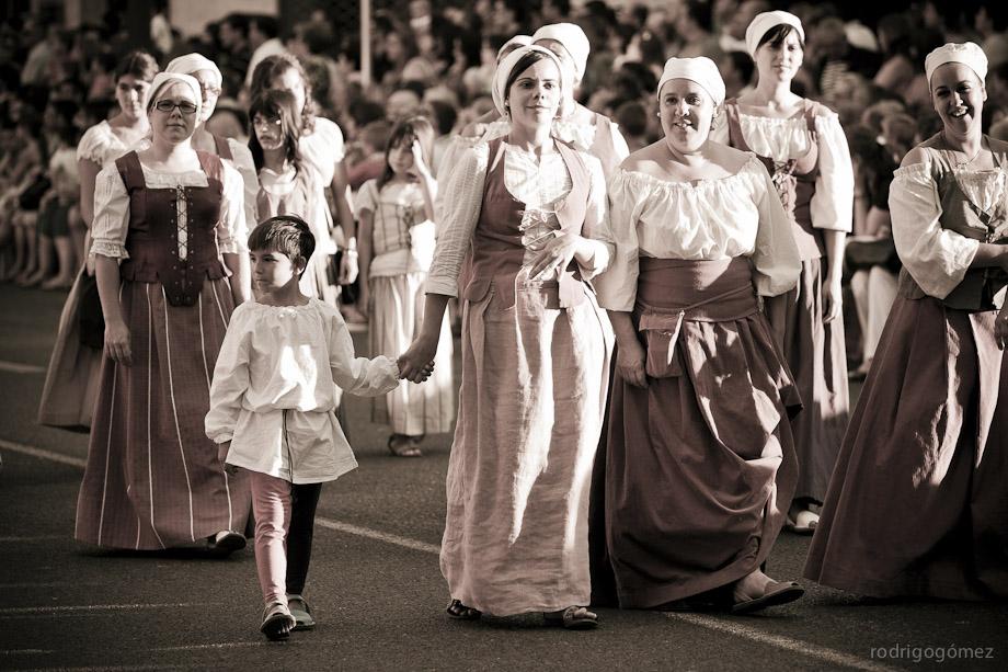 El Desfile, Renacimiento II - Tortosa, España