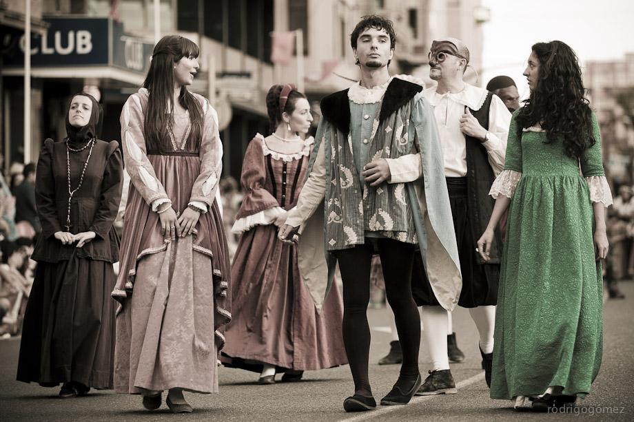 El Desfile, Renacimiento V - Tortosa, España