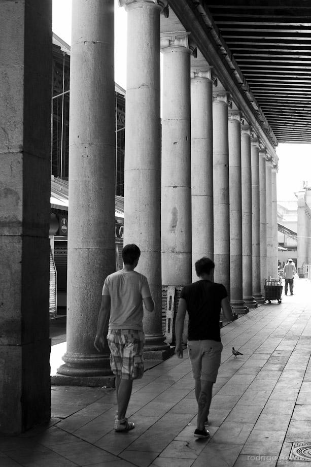 En la Boquería - Barcelona