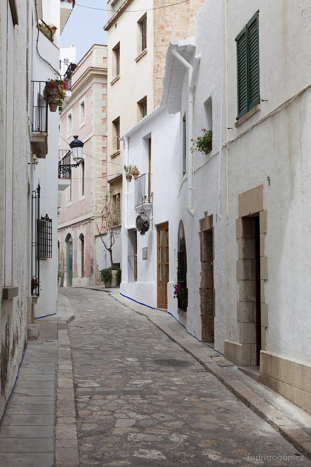 Calle en Sitges - Sitges