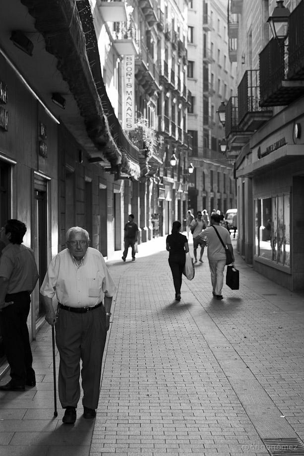 Por Portal del Angel - Barcelona