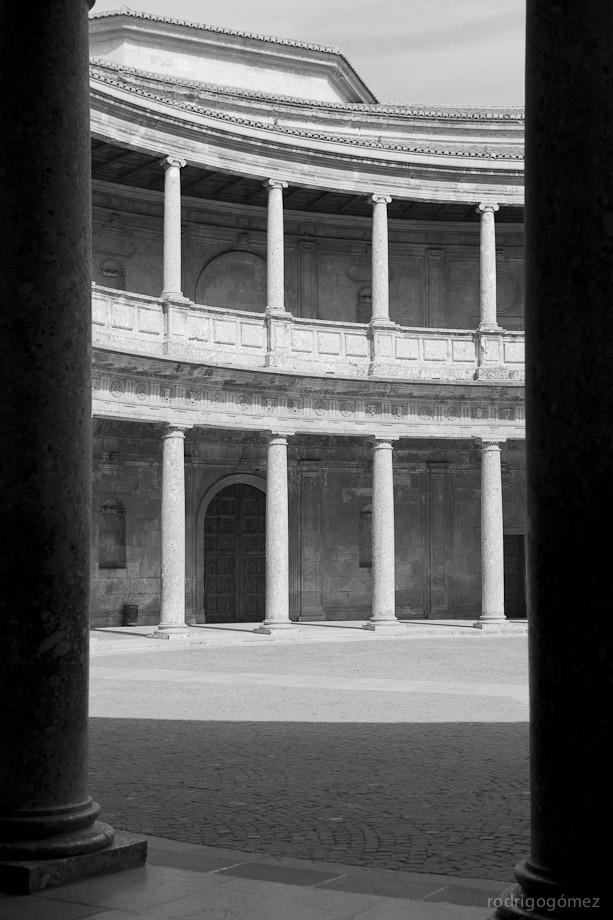 Palacio de Carlos V, I - Granada, España