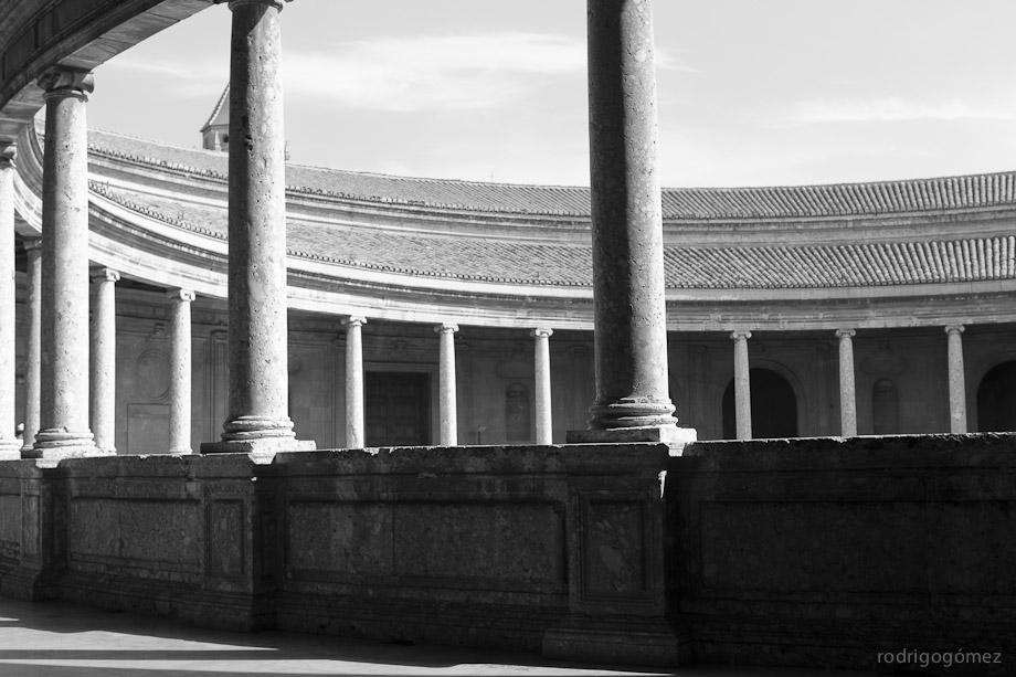 Palacio de Carlos V, III - Granada, España