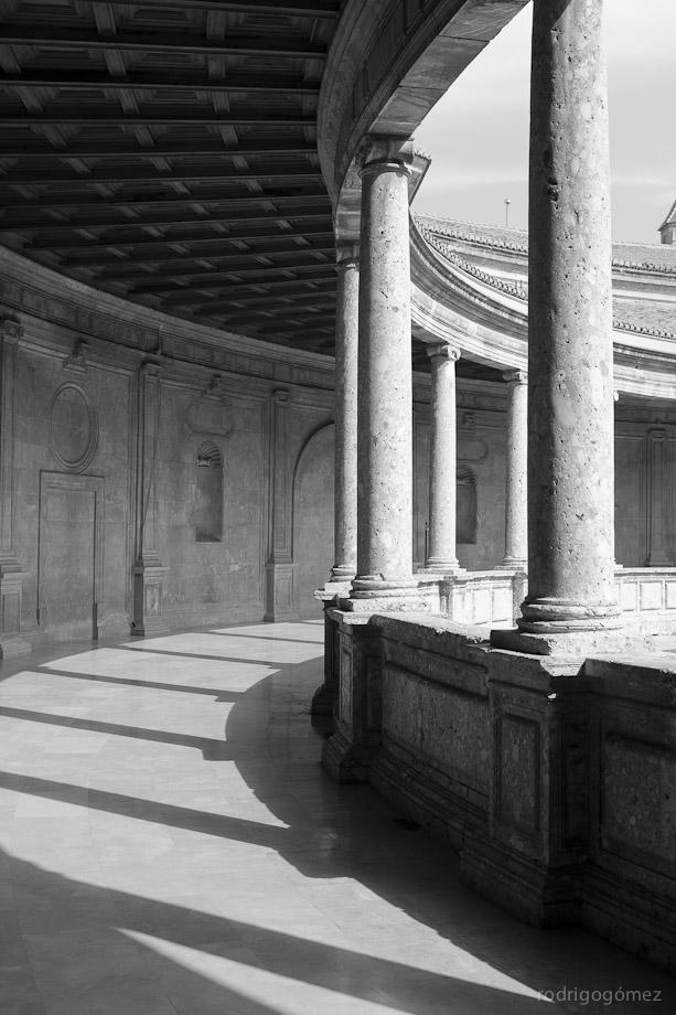 Palacio de Carlos V, IV - Granada, España