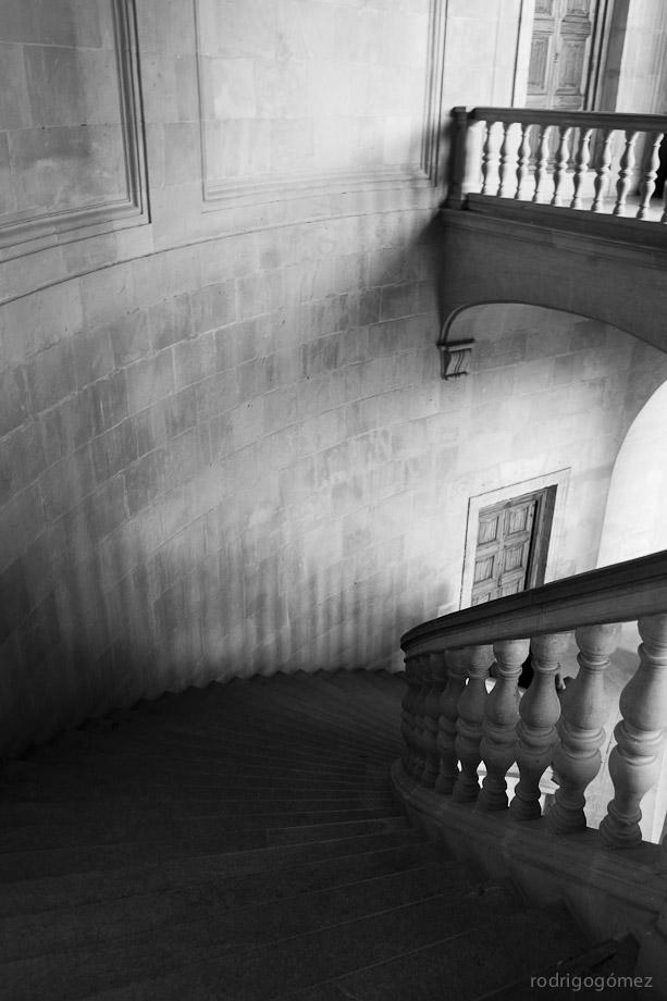 Palacio de Carlos V, V - Granada, España